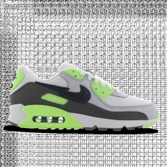 Chaussure Nike Air Max 90 pour Homme - Blanc - DJ6897-100