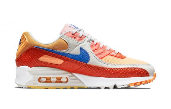 Scarpa Nike Air Max 90 - Donna - Arancione