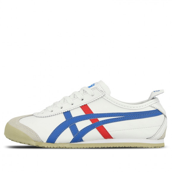 Onitsuka Tiger Mexico 66 WHITE RED BLUE - DL408-0146