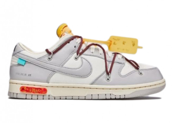 Nike Dunk Low Off-White Lot 46 - DM1602-102