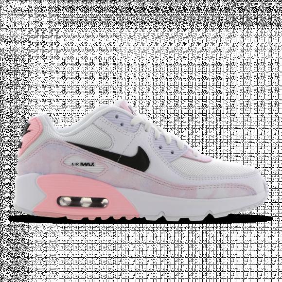 Chaussure Nike Air Max 90 pour Enfant plus âgé - Blanc