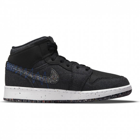 Jordan 1 Mid - Primaire-College Chaussures - DM4334-001