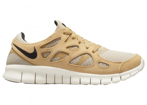 Nike Free Run 2 Beige (W) - DM9057-200