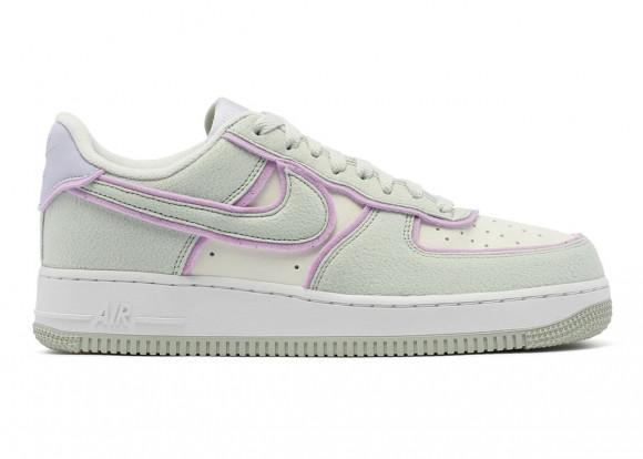 Nike Air Force 1 Sea Glass/ Seafoam-Pure Violet - DM9089-001