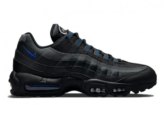 Nike Air Max 95 Black Royal - DM9104-001