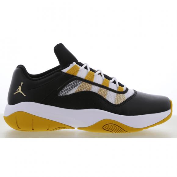 Jordan 11 CMFT Low Black Gold White - DM9481-001