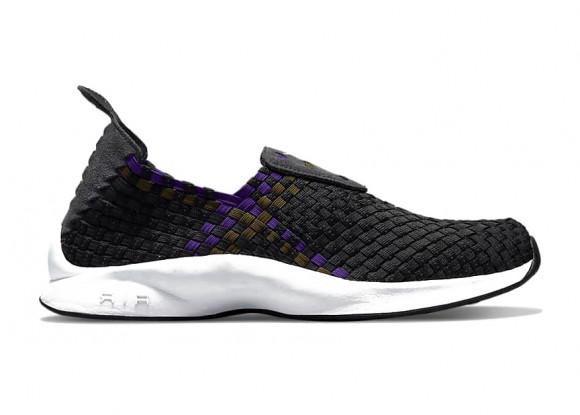 Nike Air Woven Black Court Purple - DN1773-010