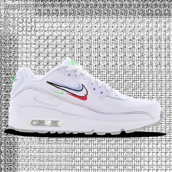 Chaussure Nike Air Max 90 pour Enfant plus âgé - Blanc - DN3730-100