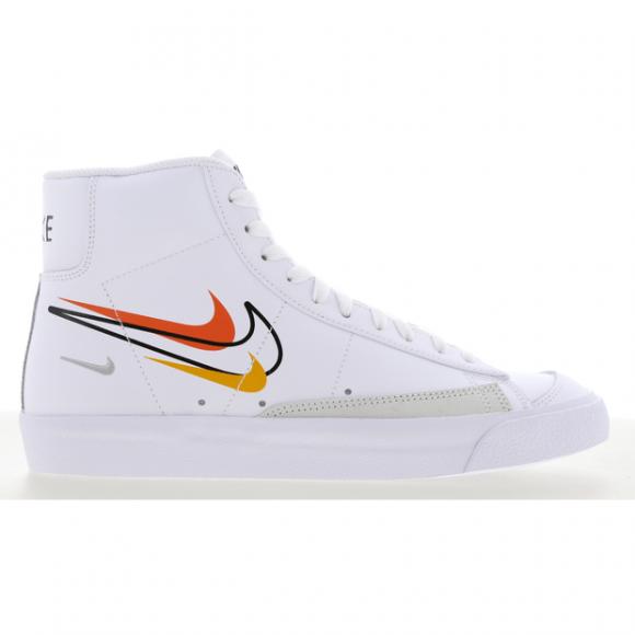 Nike Blazer Mid '77 Men's Shoes - White - DN7996-100