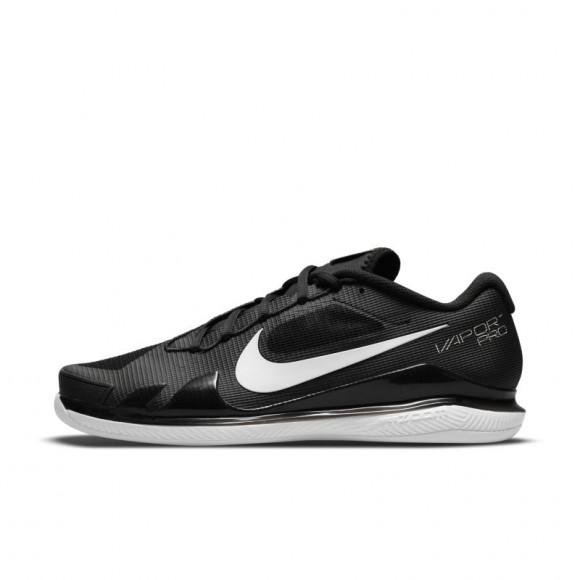 NikeCourt Air Zoom Vapor Pro Men's Carpet Tennis Shoes - Black - DO2513-010