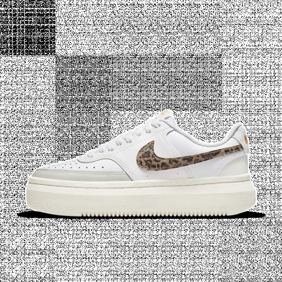 Nike Court Vision Alta Women's Shoes - White - DO2791-100