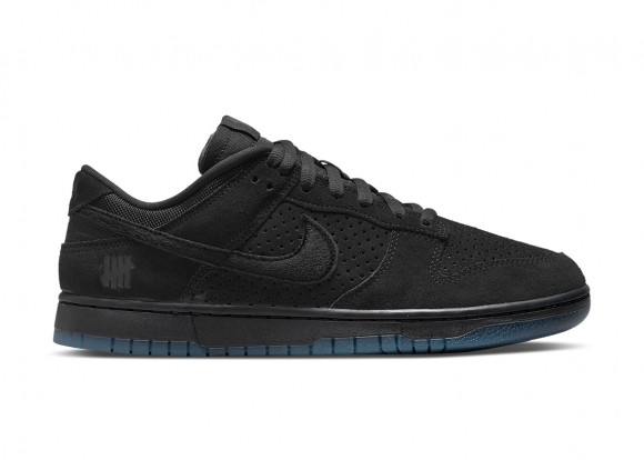 Nike Dunk Low SP Undefeated 5 On It Black - DO9329-001
