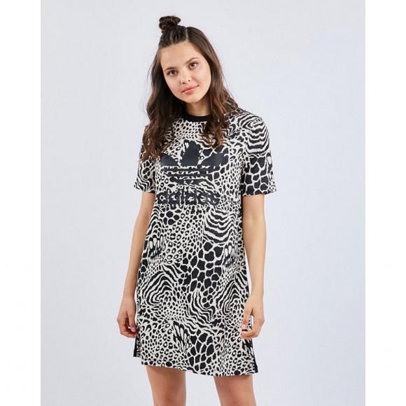 adidas Leopard - Dames Jurken - DV0120