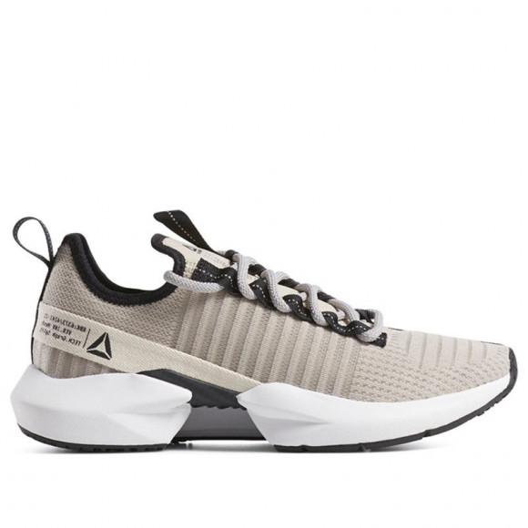 Reebok Sole Fury 'Sand' Light Sand/Black/Powder Grey/White Marathon Running Shoes/Sneakers DV4480 - DV4480