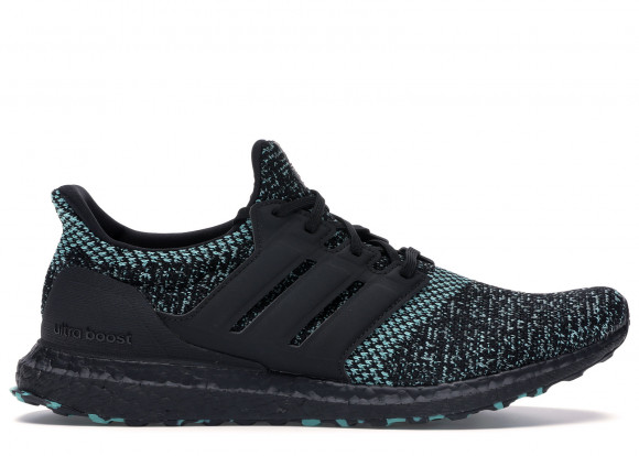 adidas Ultra Boost 4.0 Core Black True Green - EE3733
