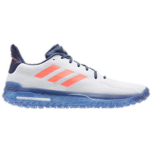 adidas Fit PR Trainer - Men's Training Shoes - Grey / Signal Coral / Dash Grey