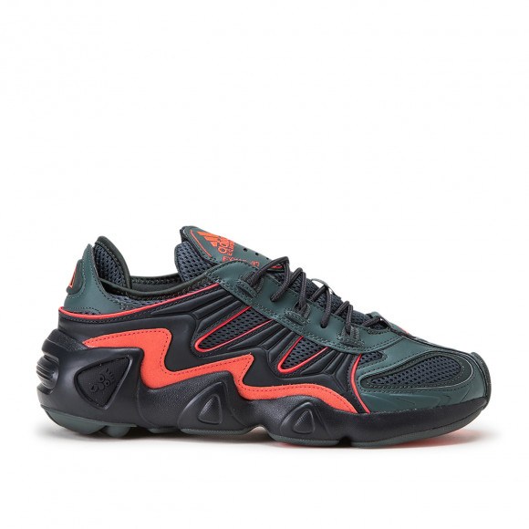 adidas FYW S-97 Legend Ivy/ Carbon/ Shock Red - EE5304