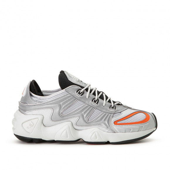 adidas FYW S-97 Silver Mate/ Silver Mate/ Solar Red - EE5313