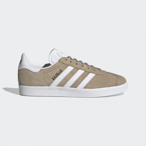 adidas Gazelle Shoes Trace Khaki Womens - EE5539