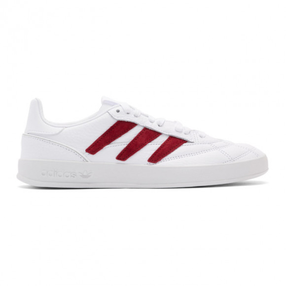 adidas Originals White Sobakov P94 Sneakers - EE5637