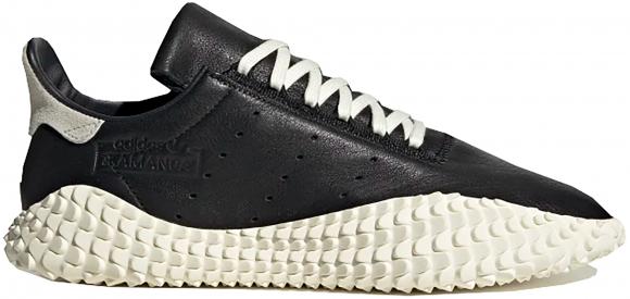 adidas Kamanda Core Black/ Off White/ Blue - EE5650