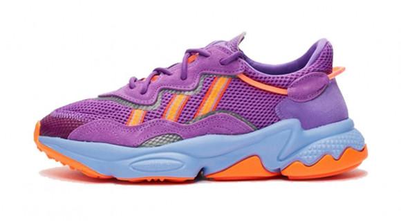 adidas Ozweego Sneakers Purple- Womens- Size 9.5 B - EE5713