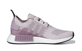 Adidas Womens WMNS NMD_R1 'Orchid Tint' Orchid Tint/Soft Vision/Core Black Marathon Running Shoes/Sneakers EE6435 - EE6435