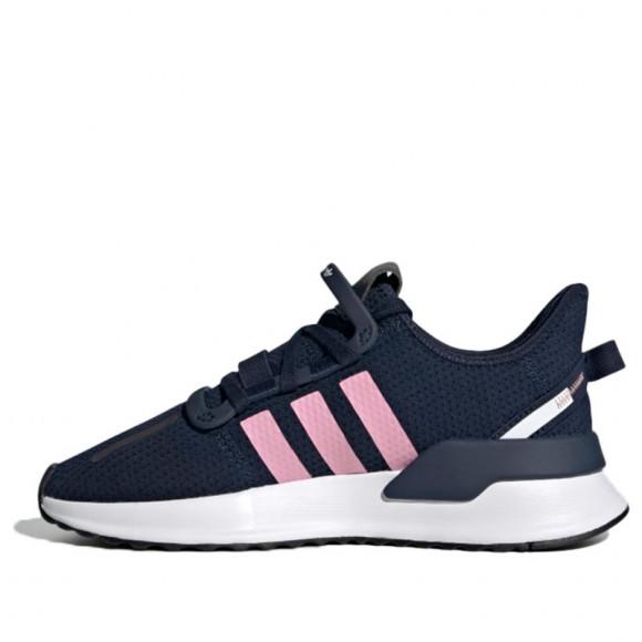 Adidas U_Path Run J 'Collegiate Navy Pink' Collegiate Navy/Light Pink/Cloud White Marathon Running Shoes/Sneakers EE7430 - EE7430