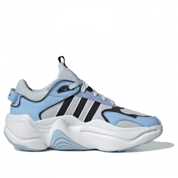 Adidas Womens WMNS Magmur Runner 'Glow Blue' Glow Blue/Blue Tint/Crystal White EE8630 - EE8630