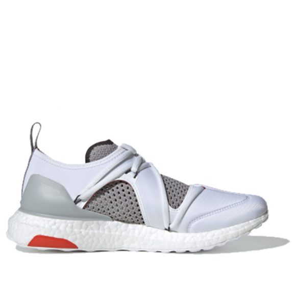 Adidas Stella McCartney x Womens WMNS UltraBoost T.S. 'Pearl Grey' Pearl Grey/Rust Red/White EE9320 - EE9320
