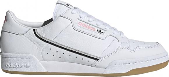 adidas Continental 80 TfL Elizabeth Line White Black Grey - EE9547