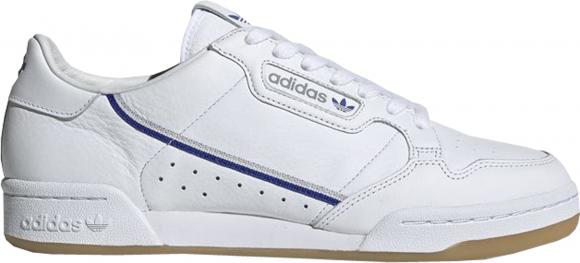 adidas Continental 80 TfL Elizabeth Line White Blue Grey - EE9548