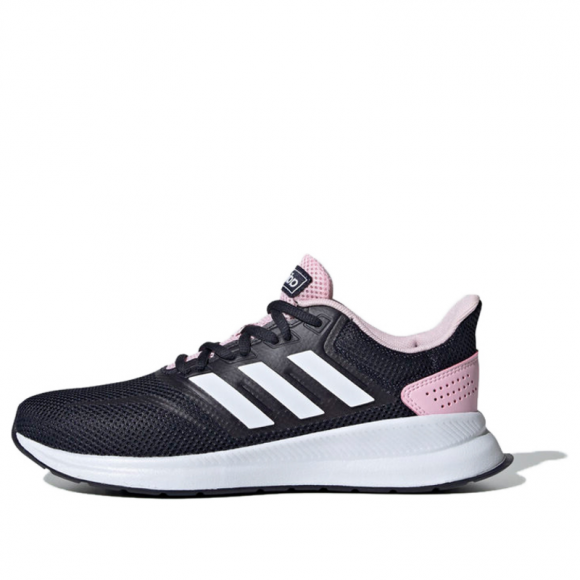 Adidas Neo Womens WMNS Runfalcon 'Clear Pink' Legend Ink/Cloud White/Clear Pink Marathon Running Shoes/Sneakers EF0152 - EF0152