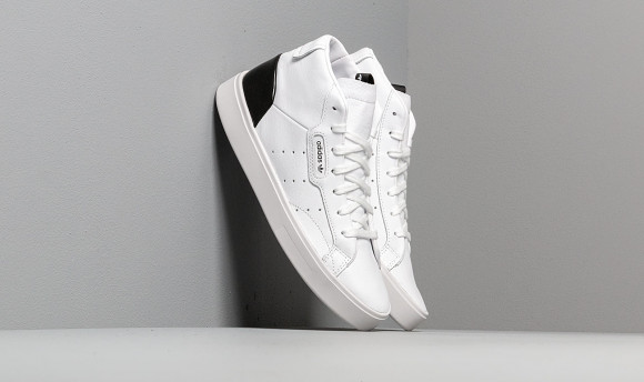 Adidas Sleek Mid White