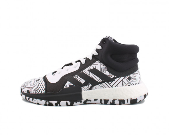 adidas Marquee Boost Core Black Cloud White - EF1230
