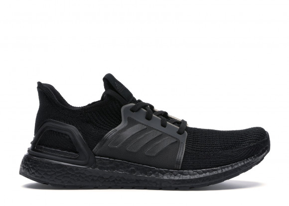 adidas Ultra Boost 2019 Triple Black (W) - EF1345