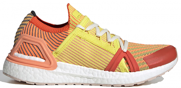 adidas Ultra Boost 20 S Stella McCartney Orange Lemon (W)