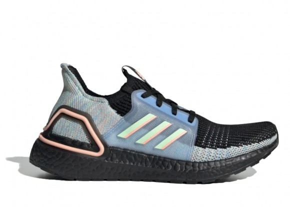adidas Ultraboost 19 Linen Ash Green (GS) - EF2358