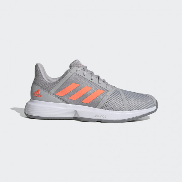 adidas CourtJam Bounce Shoes Grey Two Mens - EF2479