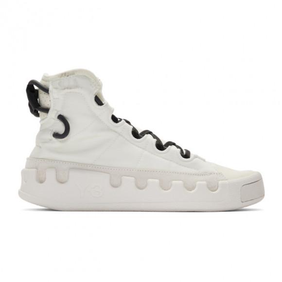 Y-3 White Kasabaru Sneakers - EF2550