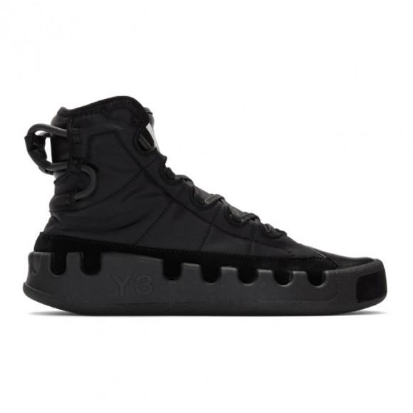 Y-3 Black Kasabaru Sneakers - EF2559
