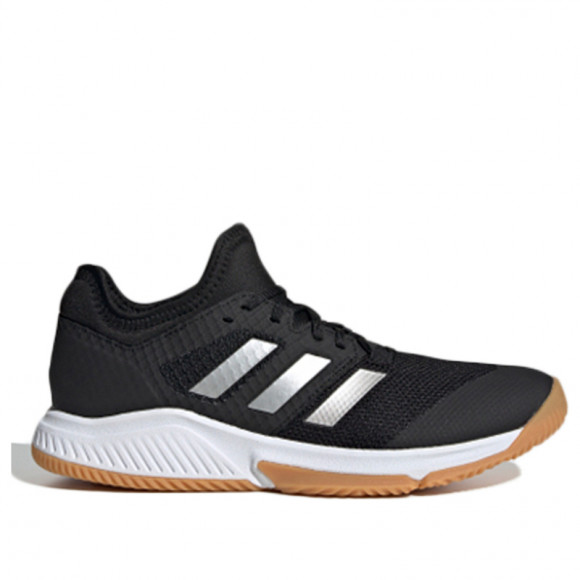 adidas Court Team Bounce Shoes Core Black Womens