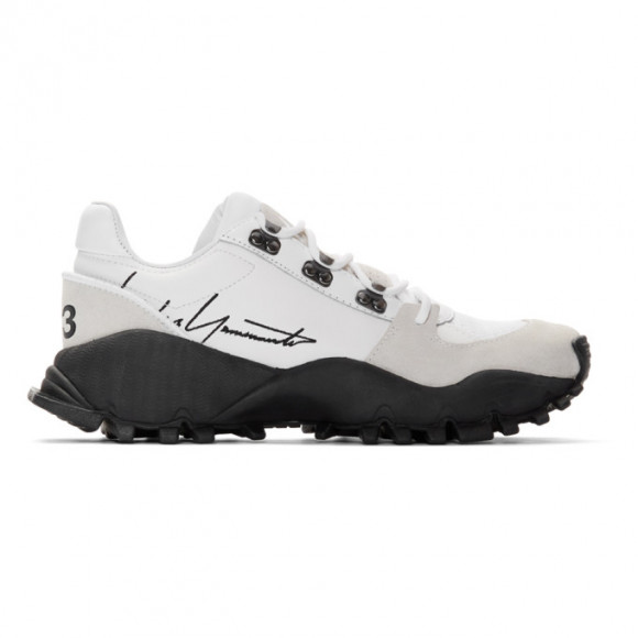 adidas Y-3 Kyoi Trail White Black - EF2641