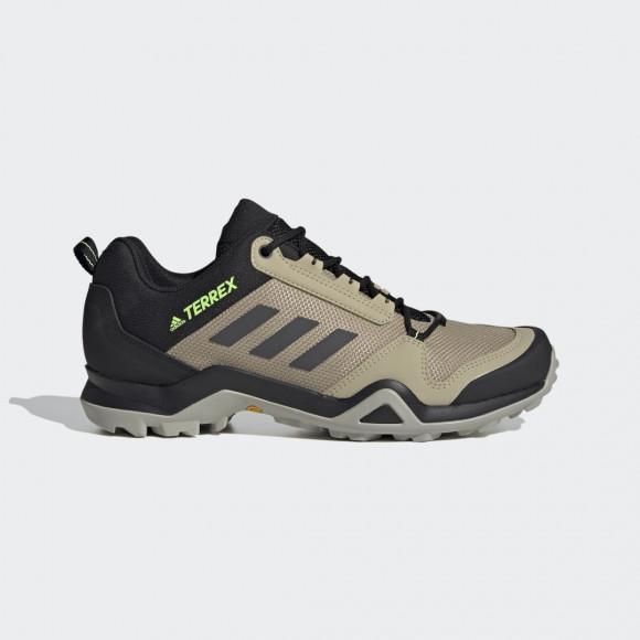 adidas Terrex AX3 Hiking Shoes Savanna Mens - EF4592