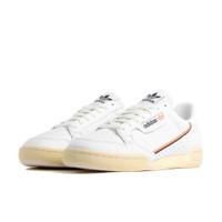 adidas Continental 80 Ftw White/ Core Black/ Solar Orange - EF5991