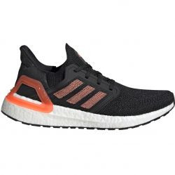 adidas UltraBOOST 20 W Core Black/ Signature Coral/ Ftw White - EG0717