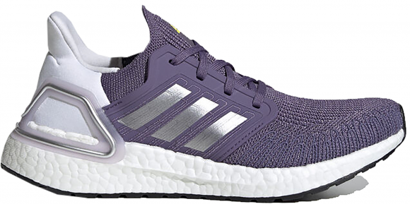 adidas Ultra Boost 20 Tech Purple (W) - EG0718