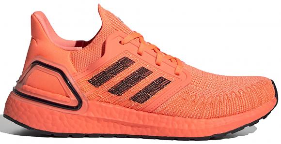 adidas Ultra Boost 20 Signal Coral (W)