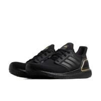adidas Ultra Boost 20 Core Black Gold Metallic - EG0754