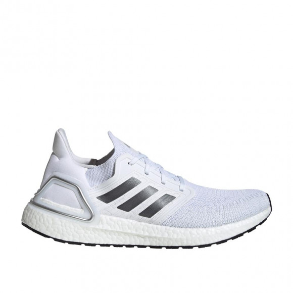 adidas UltraBOOST 20 Ftw White/ Night Metalic/ Dash Grey - EG0783